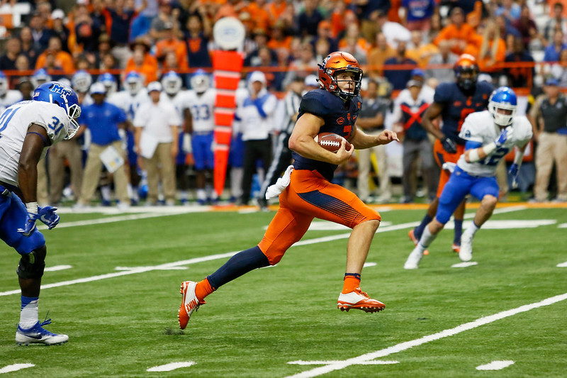 Syracuse Football: SU vs Middle Tennessee Raiders