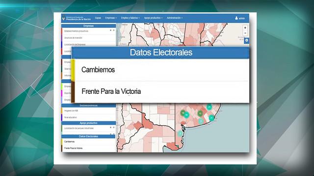 Datos Electorales GPS