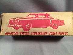 Promo - 1951 Studebaker Regal Deluxe Starlight Coupe d