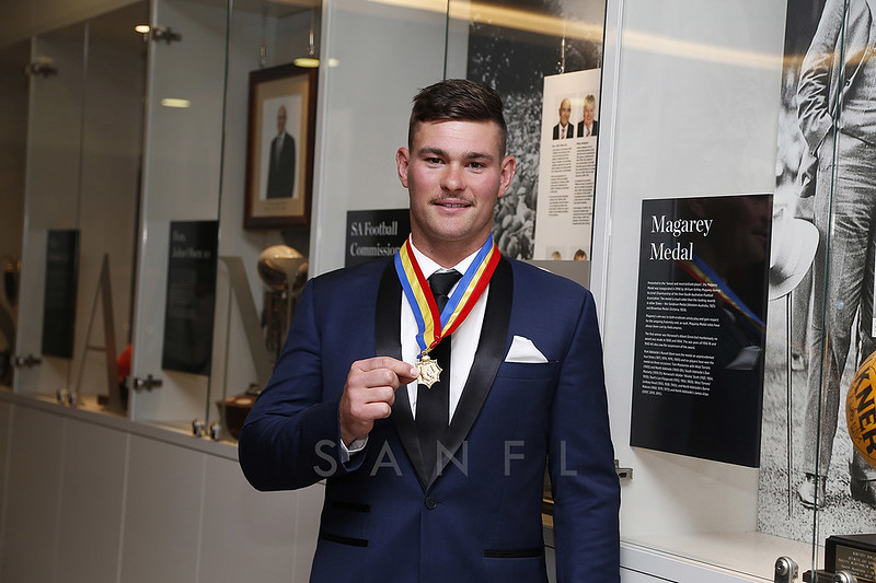 2017 Magarey Medal & Hall of Fame