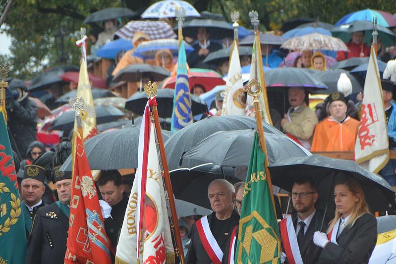 35. Ogólnopolska Pielgrzymka Ludzi Pracy na Jasną Górę, 16-17 IX 2017