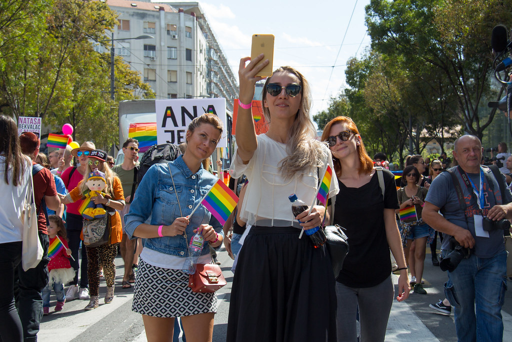 Belgrade Pride - Day 3