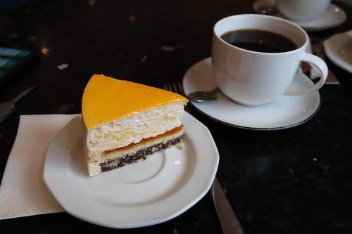 Tort Passiflora = Passionsfruchttorte