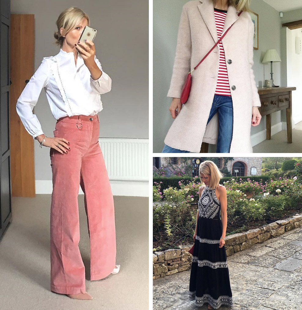 8 All New Over 40 Fashion Bloggers (Sara - Wellies and Champagne)