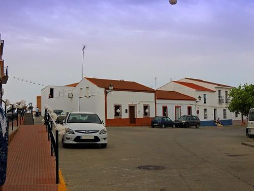 <Calle El Castillo> El Granado (Huelva)