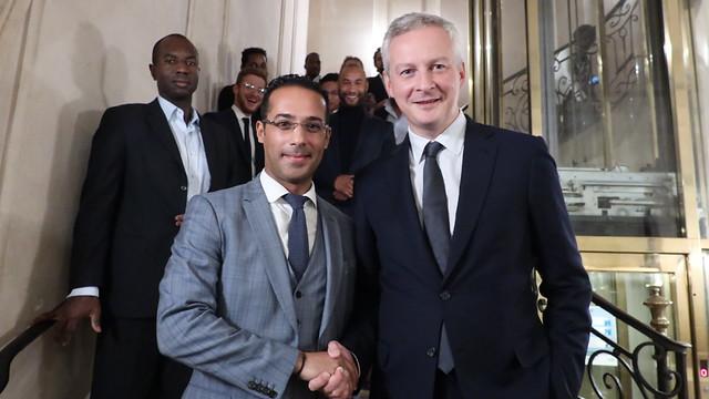 Club XXIe Siècle // Dîner débat autour de Bruno Le Maire le 20 septembre 2017