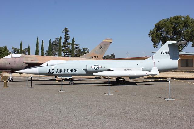 F-104A 56-0752