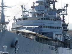USS Little Rock (CL-92) Cleveland Class Light Cruiser Buffalo New York