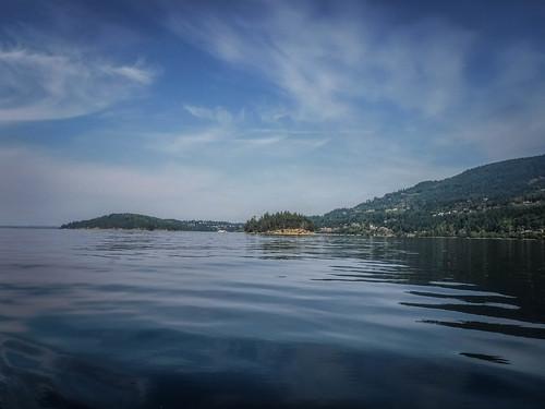 Kayaking Bellingham Bay-71
