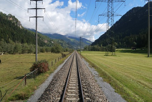 Surselva - Rhaetian Railway