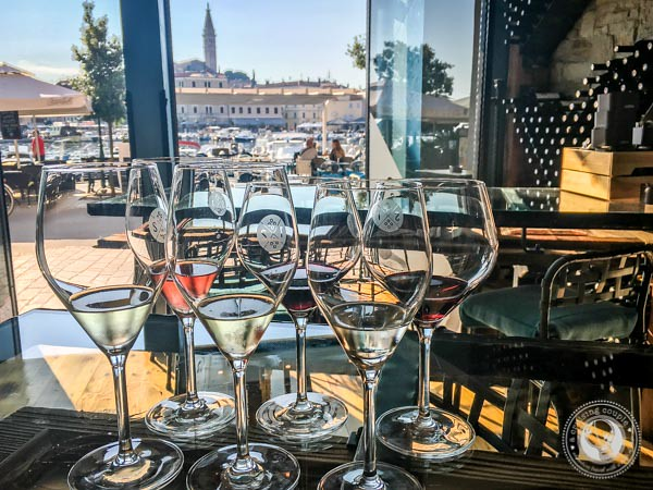 Wine Tasting In Rovinj Croatia