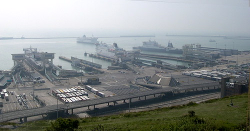 dover docks