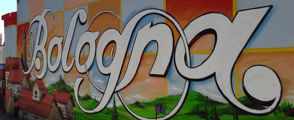 Stedentrip Bologna: street art in Bologna | Mooistestedentrips.nl