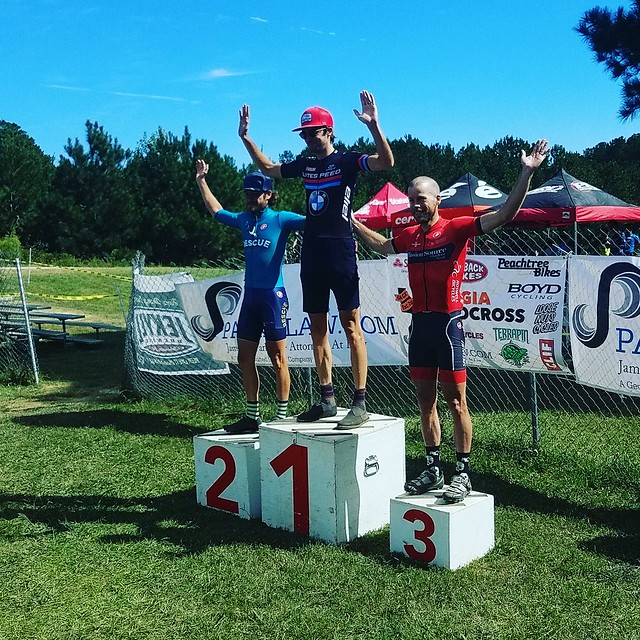 Boundry Waters GaCX 1 Cyclocross race 2017