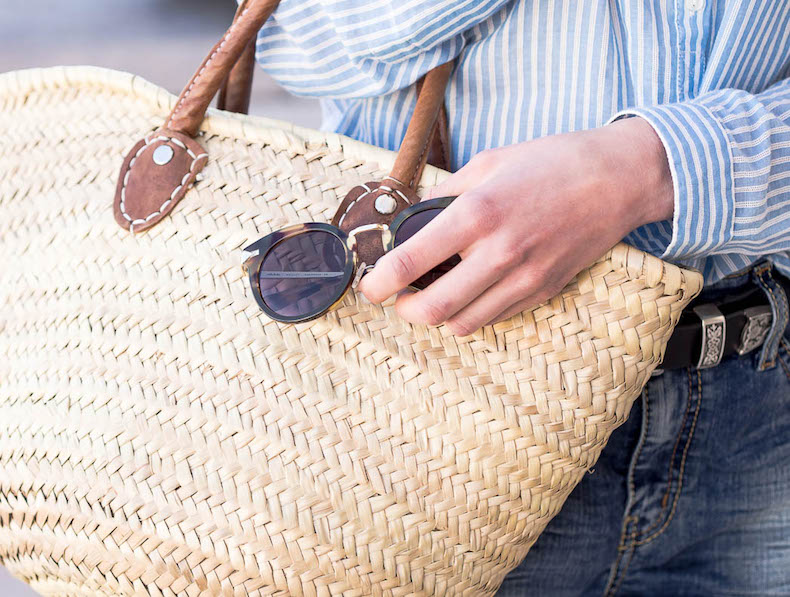 how-to-wear-basket-bag