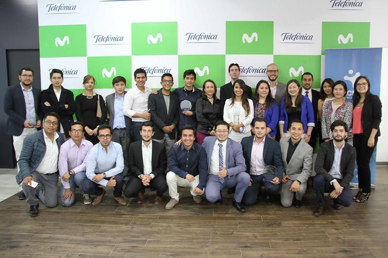 Ganadores Open Future 2017