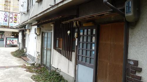 松阪大映劇場付近