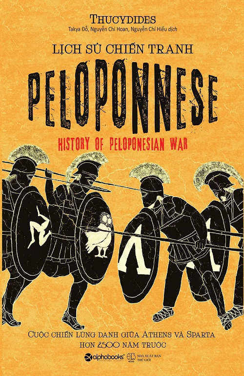 Lịch Sử Chiến Tranh Peloponnese | Thucydides