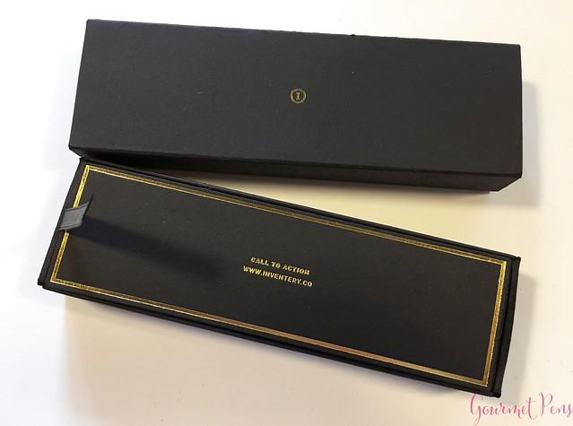 Review @InventeryCo Mechanical Pens - Brass, Chrome, Onyx 4