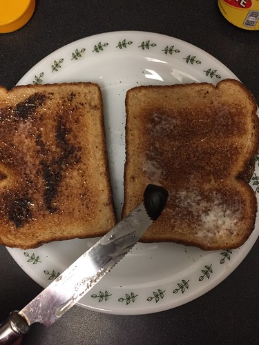 Vegemite experimentation