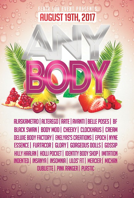 anyBODY - August Round 2