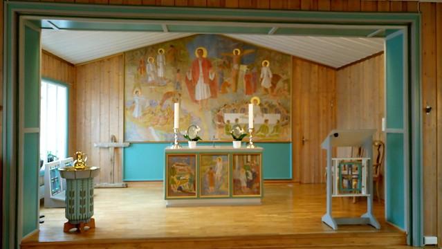 Iglesia de Svalbard