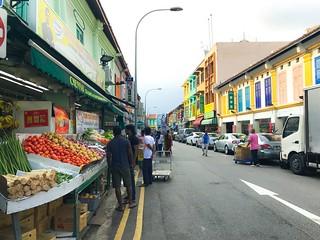 Market, Singapore