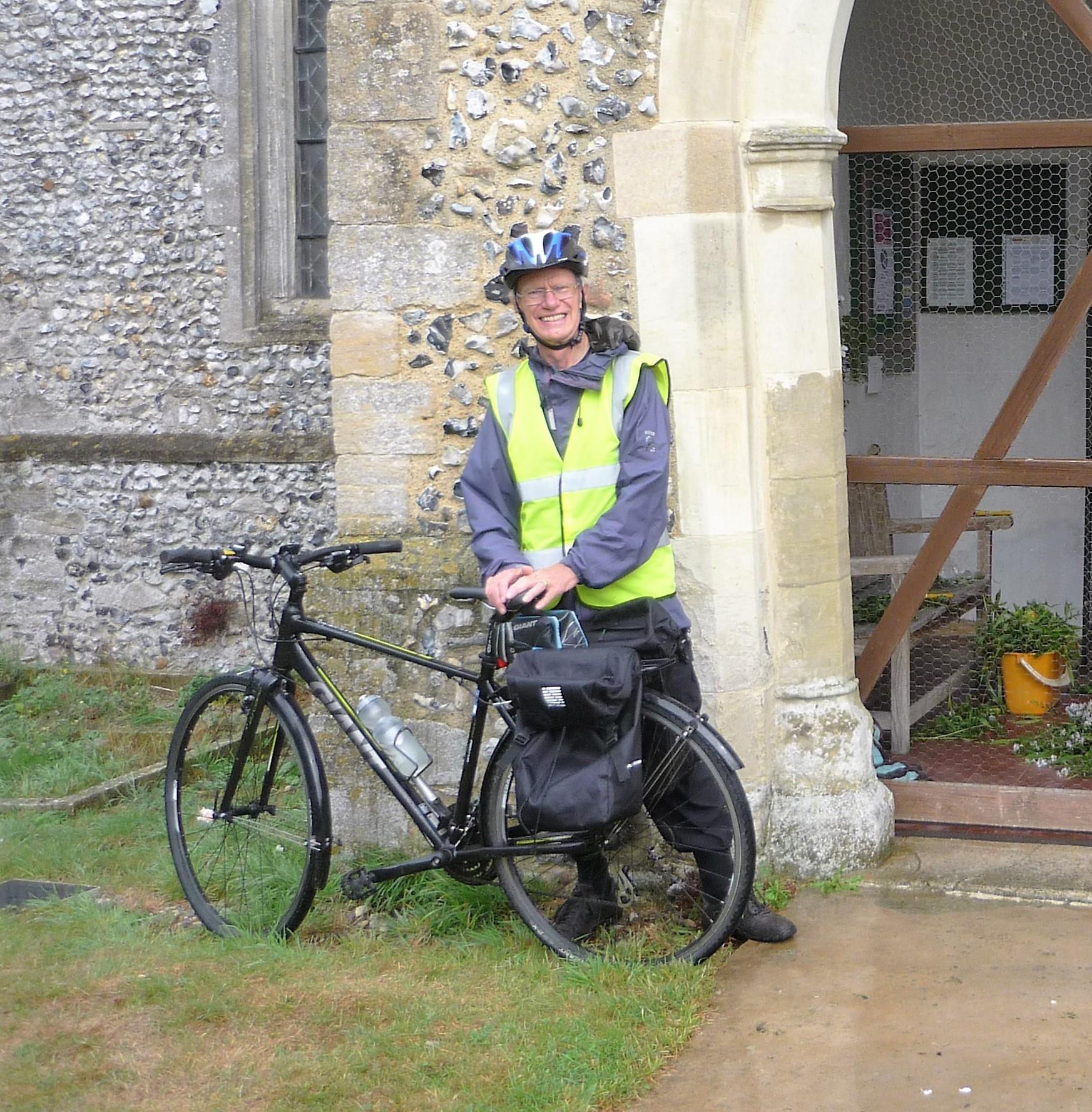 Ride+Stride for churches Essex - Chishill