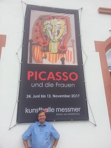 Picasso-Ausstellung in Riegel