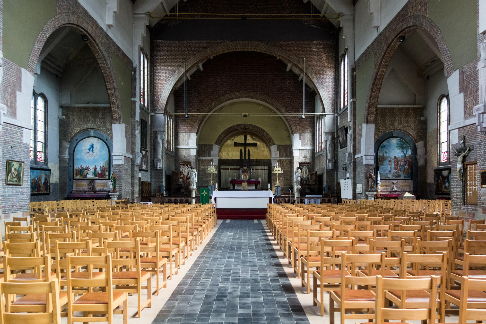 Zonnebeke Church Dugout - Memorial Museum Passchendaele 1917