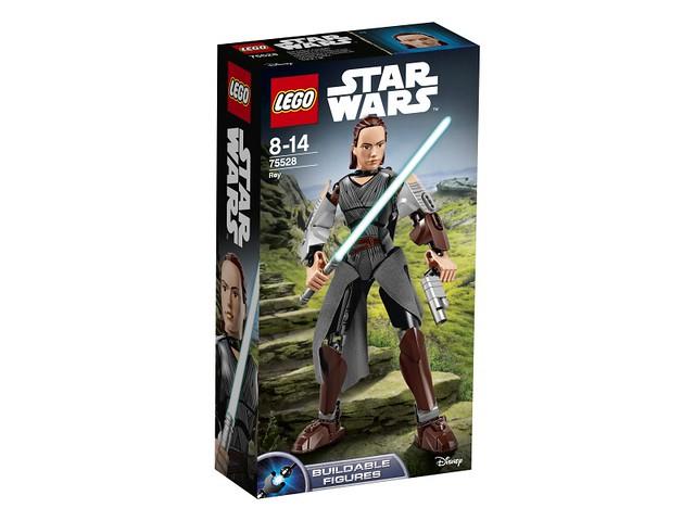 Oficjalne zdjęcia zestawów Lego Star Wars The Last Jedi  3
