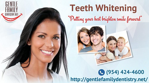 Experienced Teeth Whitening Treatment Services in Plantation