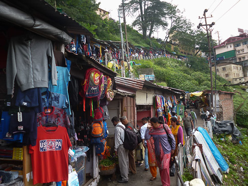hill market