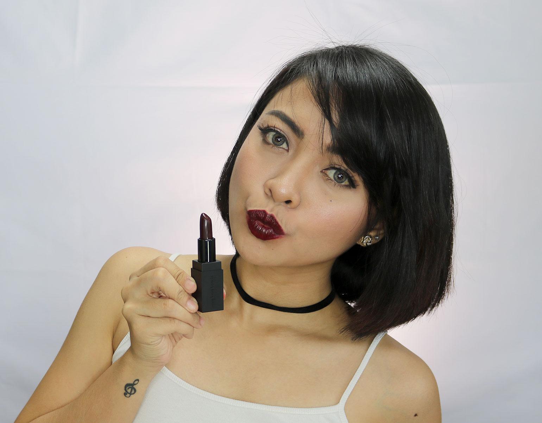 9 Muy Bien Bonita Cosmetics Lipsticks Review Plum Berry- Gen-zel She Sings Beauty