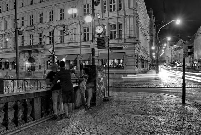 The Slavia Corner