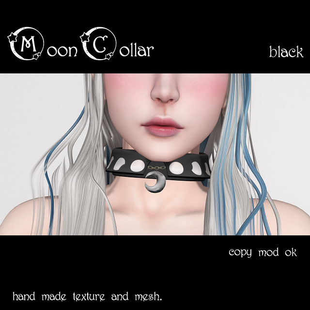 *NAMINOKE*Moon Collar