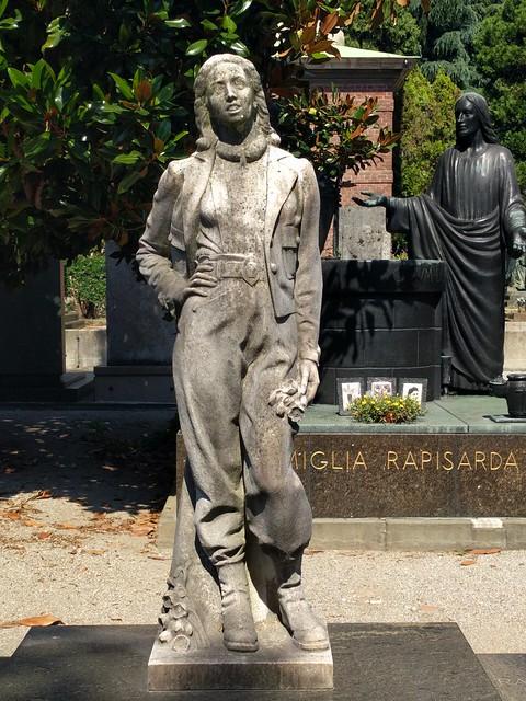 Milan, Italy - Cimitero Monumentale