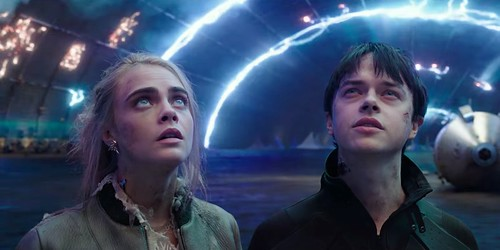 Valerian and the City of a Thousand Planets - screenshot 12