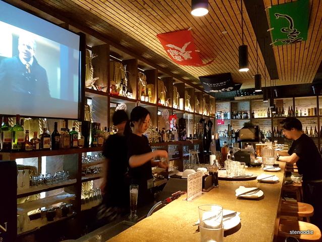 Don Don Izakaya bar