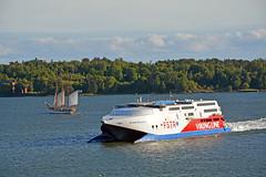 Sail before steam