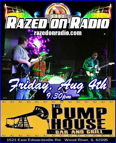 Razed On Radio 8-4-17