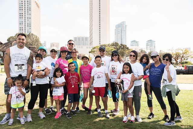 2017 San Diego Free to Breathe Run/Walk