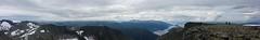 Panorama - view from Melderskin