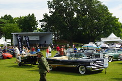 1957 DeSoto Adventurer Convertible & 1957 Herters Flying Fish