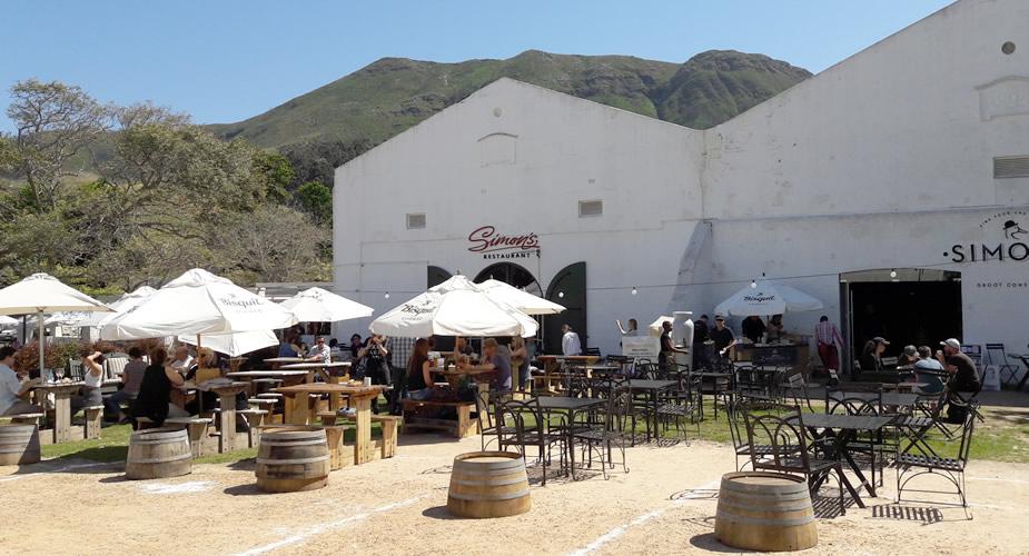 Wijn proeven in Kaapstad? Bezoek Groot Constantia, Simon's | Mooistestedentrips.nl