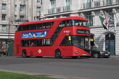 Arriva London LT496 LTZ1496