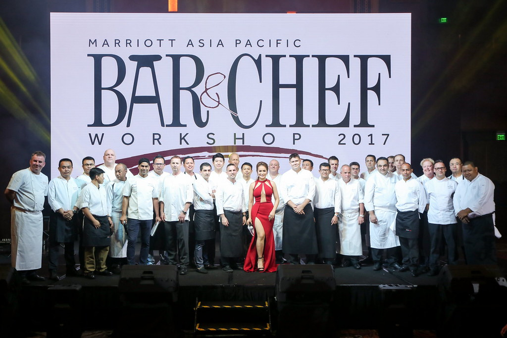 BOLD RED: A Special Manila Marriott Thanksgiving Dinner for Philippine Red Cross @RWManila