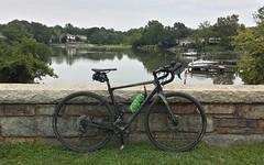 2017 Bike 180: Day 115 - Little Hunting Creek