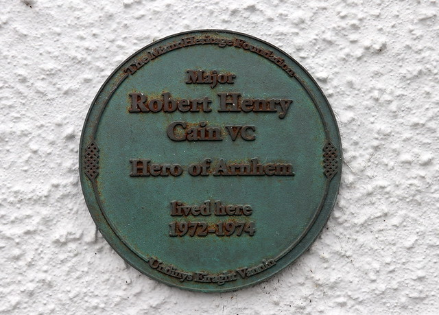 Photo of Green plaque № 43630