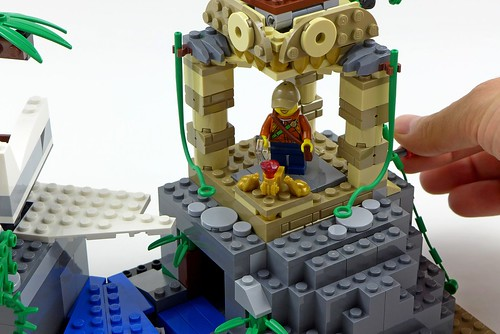 LEGO City Jungle 60161 Jungle Exploration Site 83